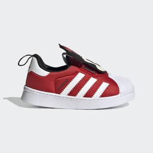 Sneakers Adidas Originals Bimba Disney Superstar 360 Rossa con Minnie  Art. Q46306