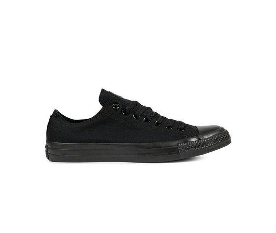 Sneakers converse all star ox canvas black monochrome 34560 674 1
