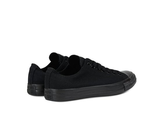 Sneakers converse all star ox canvas black monochrome 34560 674 3