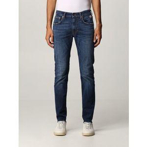 Jeans Uomo Roy Roger's 317 In Denim Skinny Fit CUERECANTI art. A21RRU076D3171919
