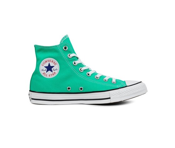 Sneakers converse all star hi canvas menta 94182 674 1