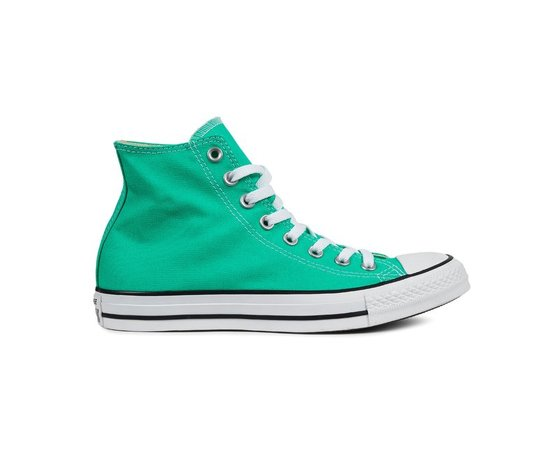 Sneakers converse all star hi canvas menta 94182 674 2