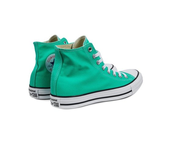 Sneakers converse all star hi canvas menta 94182 674 4