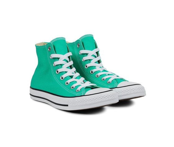 Sneakers converse all star hi canvas menta 94182 674 3