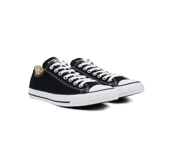 Sneakers converse all star ox canvas black 36061 674 2