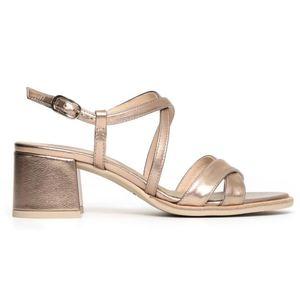 Sandalo NeroGiardini Glamour Donna Bronzo Sandalo Art. P805833D 434