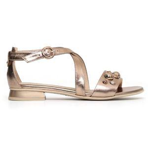 Sandalo NeroGiardini Glamour Donna Bronzo Sandalo Art. P805812D 434