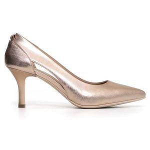 Décolléte NeroGiardini Glamour Donna Rete Laminato Bronzo Sandalo Art. P805523DE 434