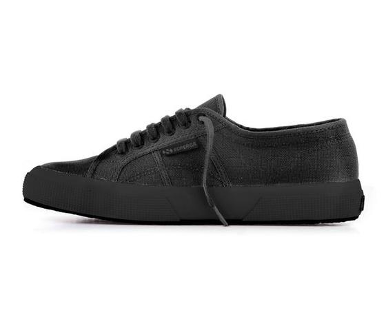 hot sales 100% genuine wholesale sales Superga 2750 Scarpe Sneakers Tela Total Black Nero Art. S000010 997