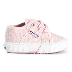 Superga 2750 Bebj Bimbi Bambini Classic Lacci Rosa Pink Art. S0005P0 915