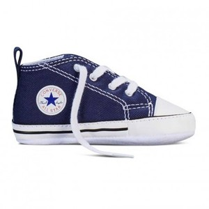 Converse Neonato Culla First Star Blu Tela Navy Art. 88865