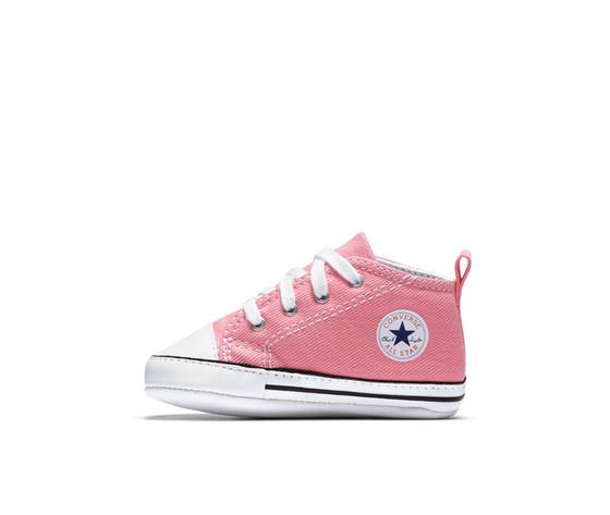 2converse neonato rosa