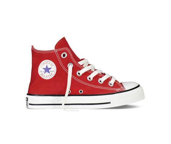 3j232c converse scarpe all star rosso 1