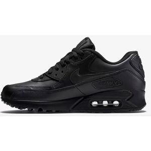 Nike Air Max 90 Leather Nero Art. 302519 001