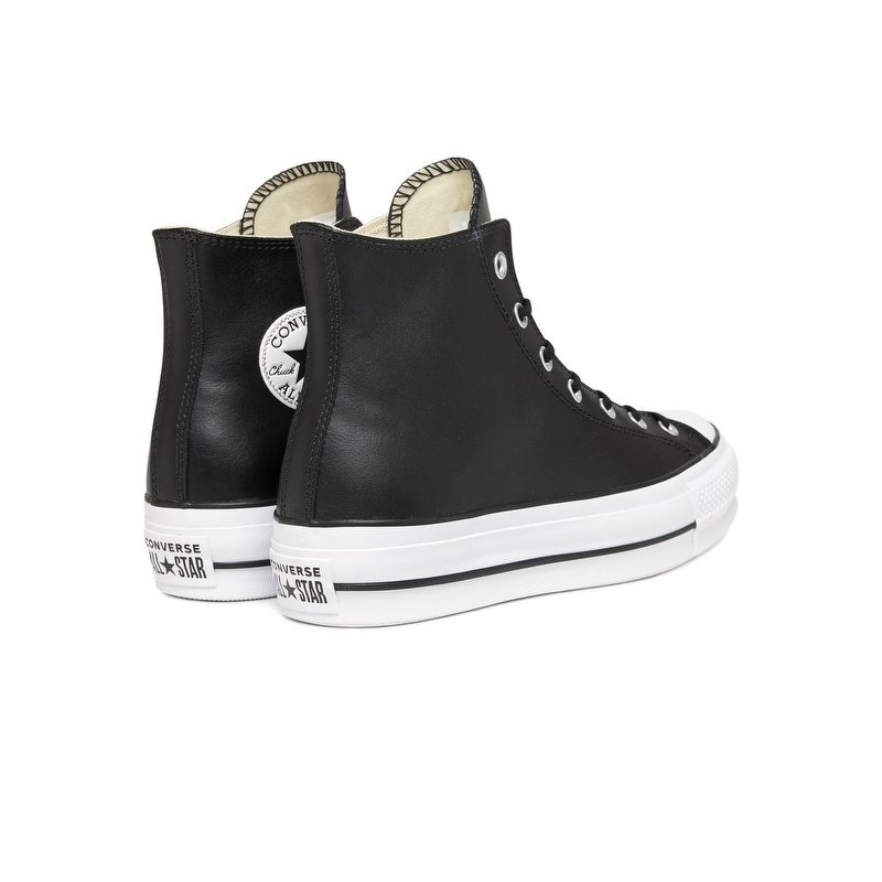 2converse all star platform nere
