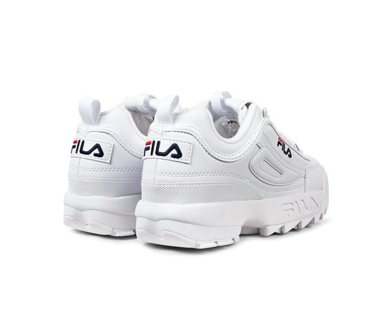 Sneakers fila wmns disruptor low white 124965 674 3