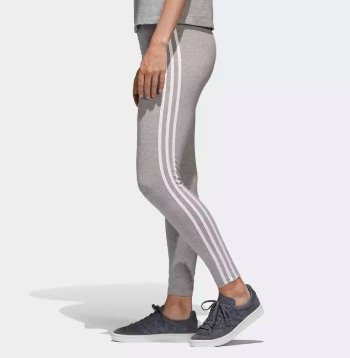 adidas pantaloni grigi