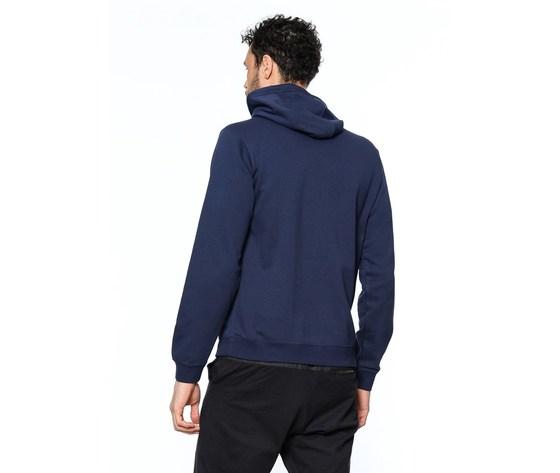 Nike m nsw club hoodie fz ft erkek sweatshirt 451 116137