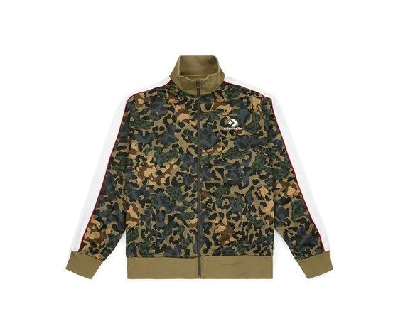 Felpe converse camo track jacket dusky green 159096 674 1
