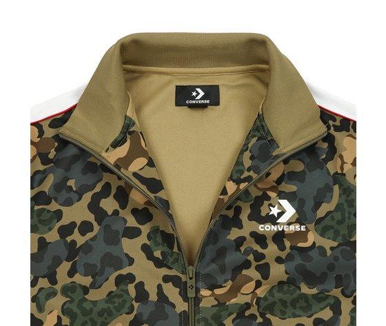 Felpe converse camo track jacket dusky green 159096 674 6