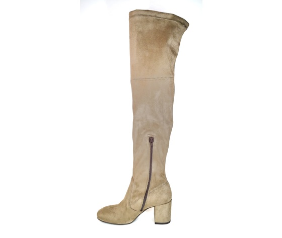 Stivali ginocchio sabbia  %282%29