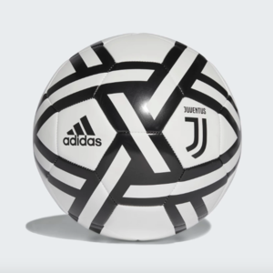 Pallone Adidas Juventus Football Bianco / Nero Art. CW4158