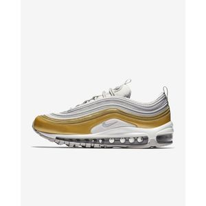 Nike Air Max 97 SE Metallic Silver / Gold Art. AQ4137 001