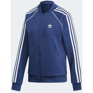 Giacca Adidas Blu Zip Donna art. DV 2633