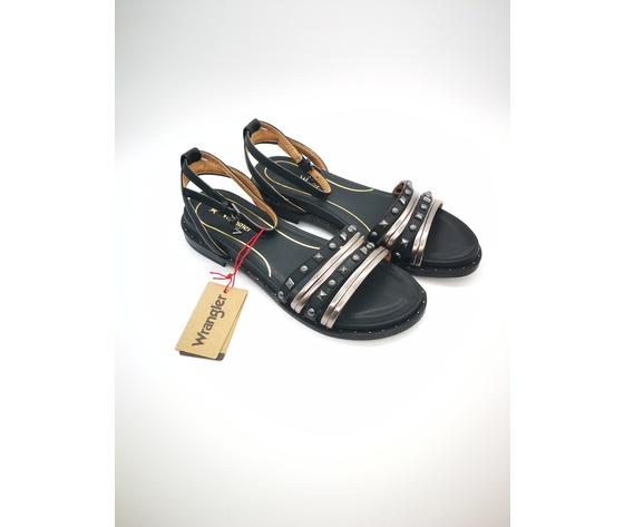 Wrangler sandalo clipper ann nero wl91652a w0331 %284%29