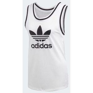 Canotta Adidas Colore Bianco in Mesh Donna art. CE4193