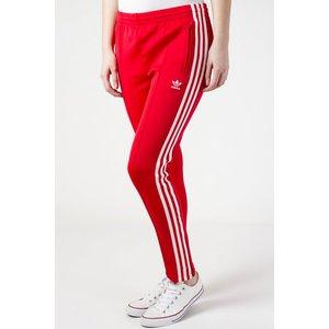Pantalone Adidas Colore Rosso Tricot Donna art. CE2401