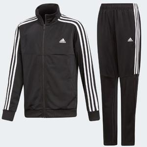 Tuta Adidas colore nero e bianco tricot traspirante art. DV1738