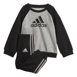 Tuta Adidas Colore Grigio e Nero bambini art. DX2453