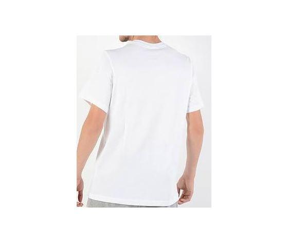 Av9986 100 t shirt just do it nike scritta verticale bianca 2