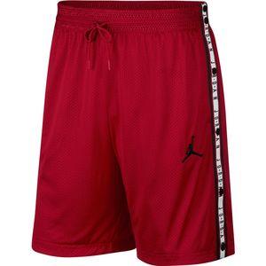 Pantaloncino Jordan Air Tearaway rosso logo nero Shorts uomo Nike art. AJ1146 687
