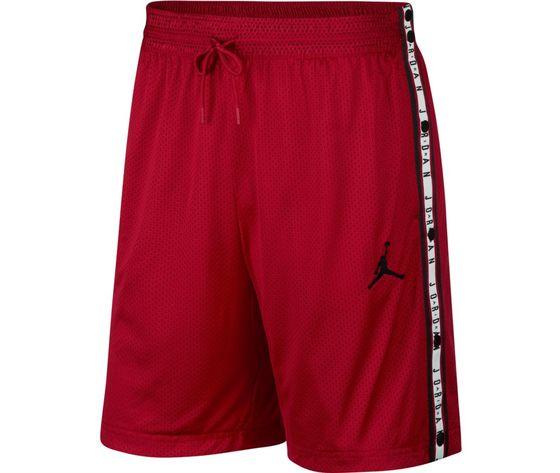 Aj1146 687 pantaloncino rosso jordan air tear