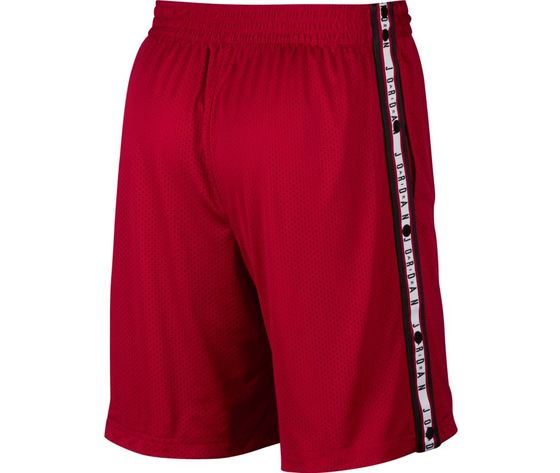 Aj1146 687 pantaloncino rosso jordan air tear 2