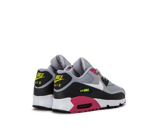 Nike Air Max 90 Mesh colore grigio bianco nero viola scarpa ...