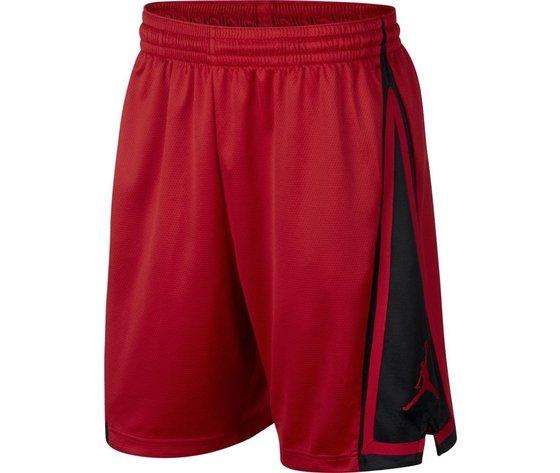 buy online e1121 ad6fc Jordan pantaloncini basket Franchise colore rosso abbigliamento uomo shorts  art. AJ1120 687