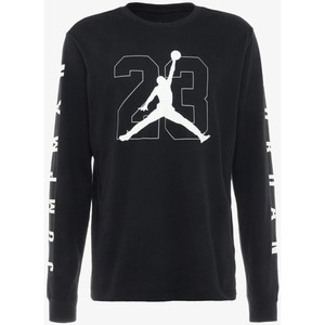 Maglietta Jordan maniche lunghe nero JBSK LS t-shirt uomo art. AQ3701 010