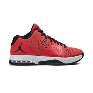 Jordan 5 AM rosso alta Nike scarpa uomo art. 807546 603