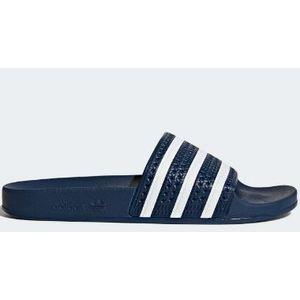 Ciabatte da uomo Adidas Adilette Blu Bianco tempo libero art. 288022
