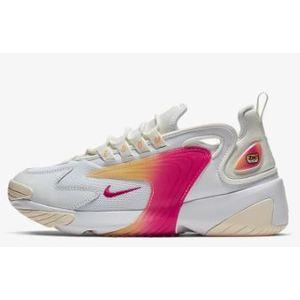 Nike Zoom 2K bianco fucsia arancione scarpe sportive donna art. AO0354 102