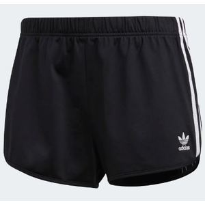 Pantaloncino Adidas 3 Stripes nero shorts donna art. DV2555