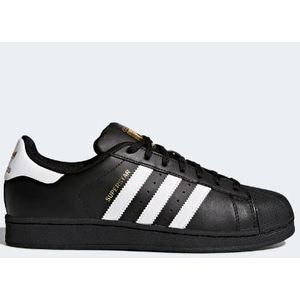 Scarpe Adidas Superstar Foundation nero bianco art. B27140