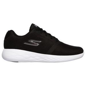 Sneakers Skechers nero Go Run Refine 600 uomo art. 55061 BKW