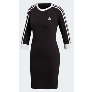 Vestito Adidas 3 Stripes nero donna art. DV2567