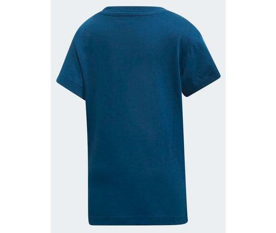 Dv2859 maglietta blu trefoil bambini 2