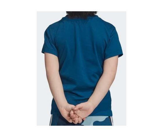 Dv2859 maglietta blu trefoil bambini 4