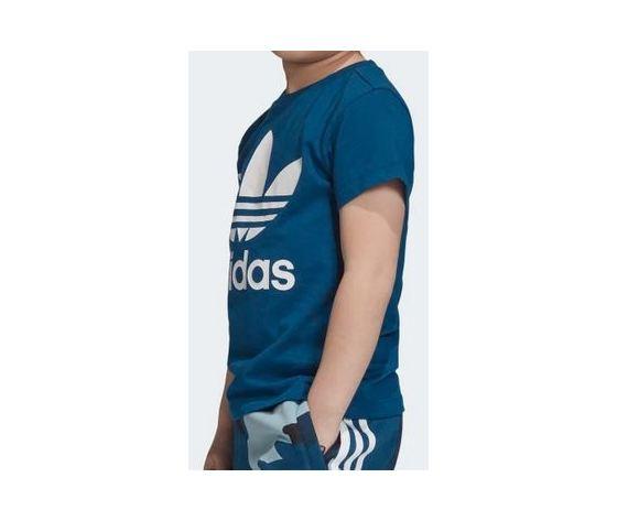 Dv2859 maglietta blu trefoil bambini 5